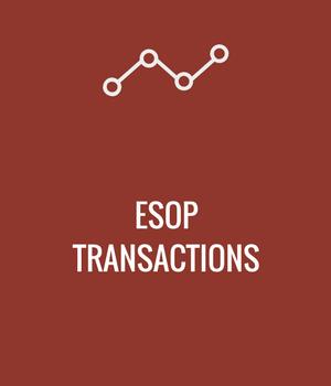 Georgia ESOP Transactions