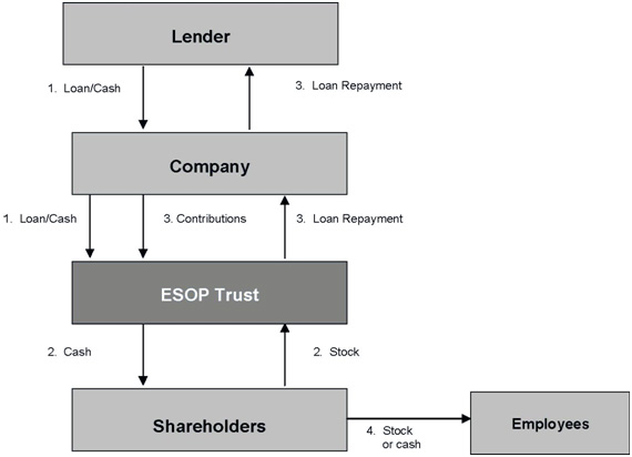 How To Take Advantage Of A Leveraged Esop For Your Business
